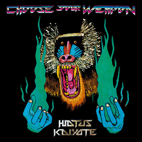 Hiatus Kaiyote ‎– Choose Your Weapon LP