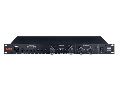 Warm Audio TB12-B Tone Beast Microphone Preamp