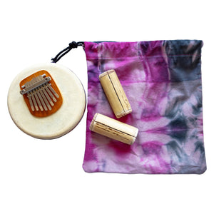 Limited Edition Sansula & Bamboo Shaker Bag