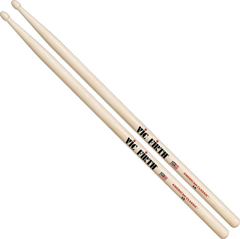 Vic Firth 5A American Classic® Drum Sticks - A Pair
