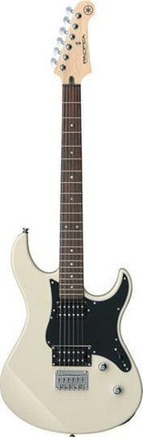 Yamaha PAC120H Pacifica Electric Guitar - Vintage White