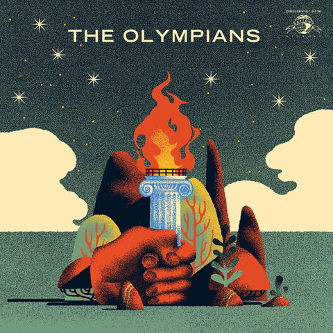 The Olympians ‎– The Olympians LP