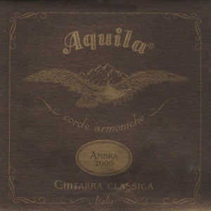 Aquila 108C Ambra 2000 Normal Tension Classical Guitar Strings