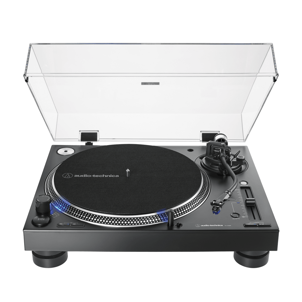 Audio-Technica AT-LP140XP Direct Drive Turntable - Black