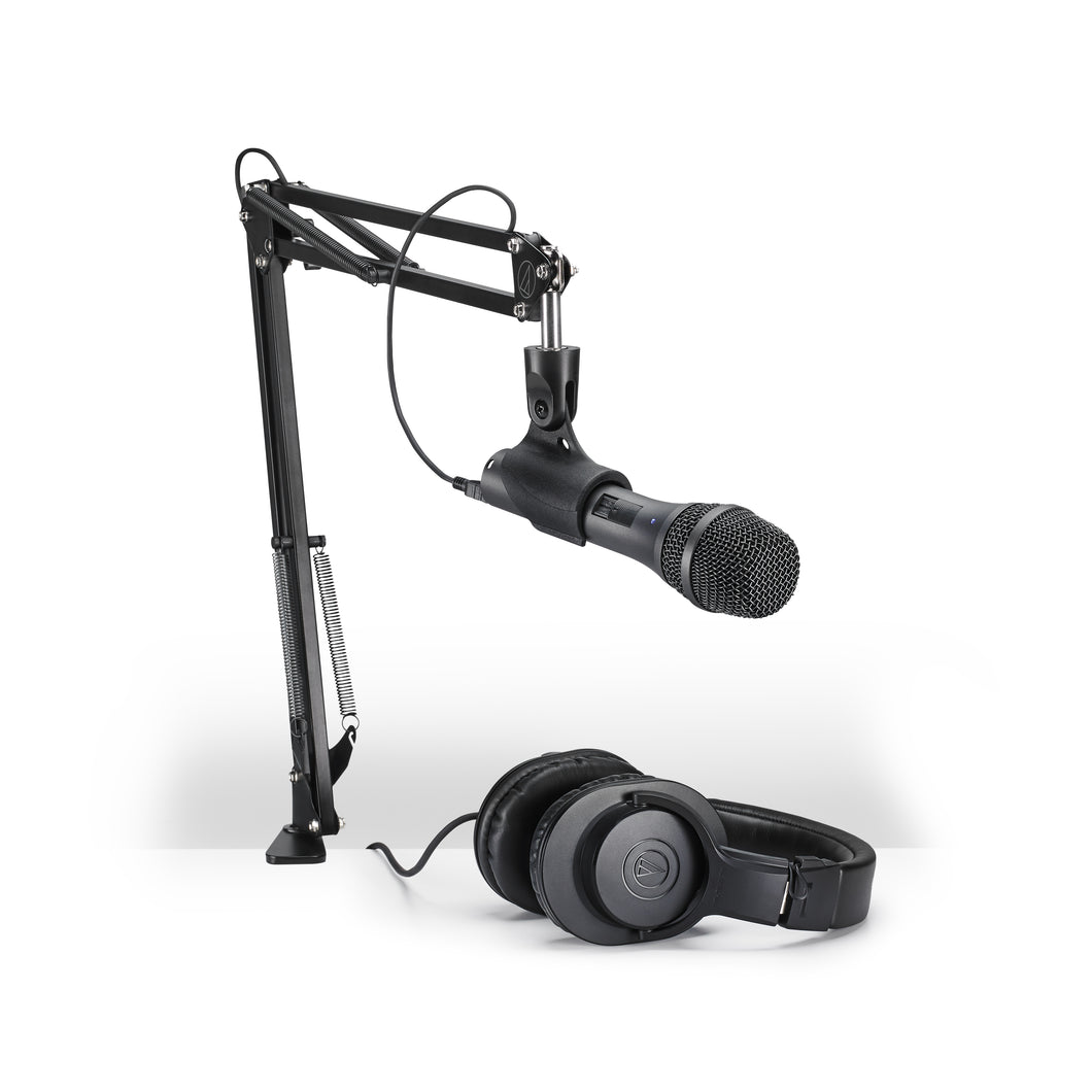 Audio-Technica AT2005USBPK Streaming/Podcasting Pack