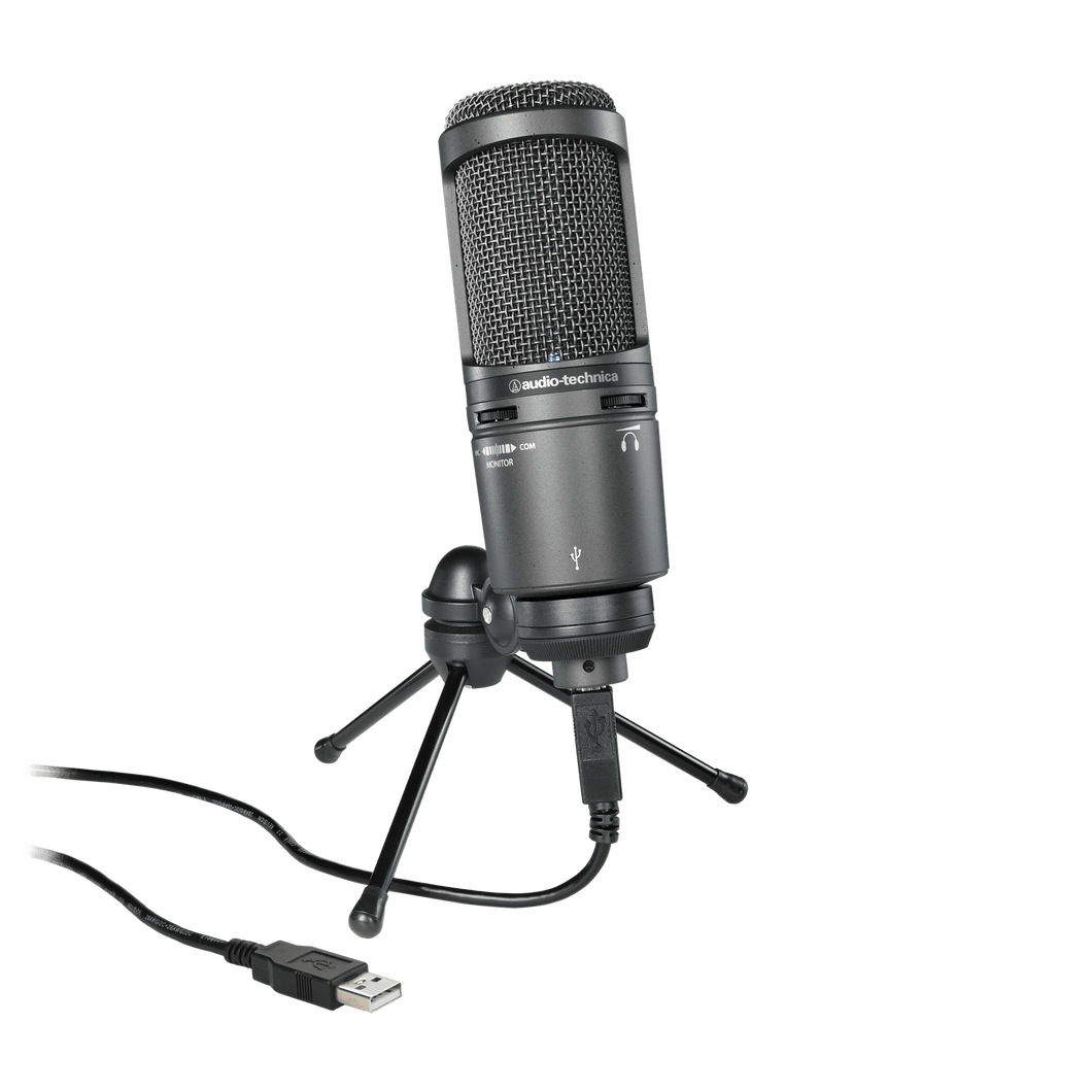 Audio-Technica AT2020USB+ Condenser Microphone