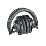 Audio-Technica ATH-M40x Professional Monitor Headphones Fold