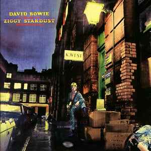 David Bowie ‎– The Rise And Fall Of Ziggy Stardust And The Spiders From Mars LP