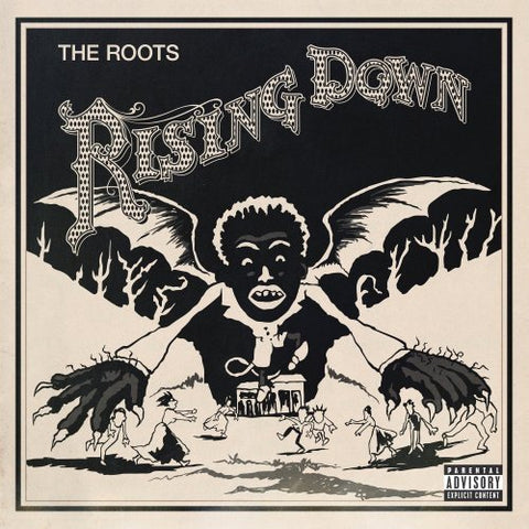The Roots - Rising Down LP
