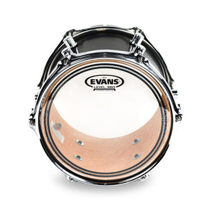 Evans EC2S Clear Drum Heads