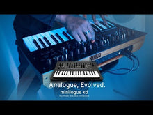 Load and play video in Gallery viewer, Korg minilogue XD polyphonic analogue synthesizer
