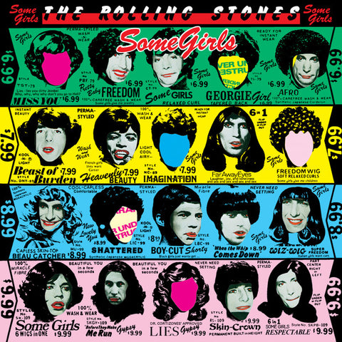 The Rolling Stones - Some Girls LP