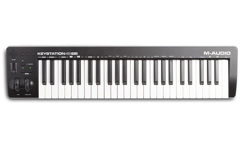 M-Audio Keystation 49 MK3 MIDI Keyboard