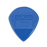 D'Addario Nylpro Jazz Shape Nylon Guitar Pick, 10 Pack