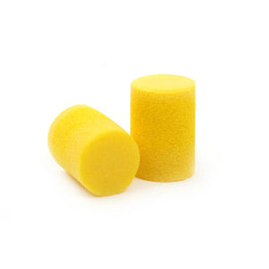 D'Addario Foam Earplugs, Pack of 3