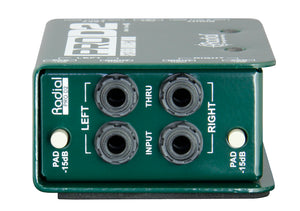 Radial ProD2 Stereo Passive Direct Box