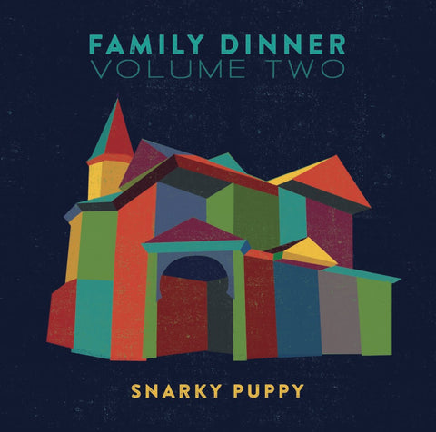 Snarky Puppy - Family Dinner Volume Two LP