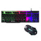 NUBWO NKM-300 INFAREZ Keybiard And Mouse Gaming Combo Set (ชุดคีย์บอร์ดเมาส์)