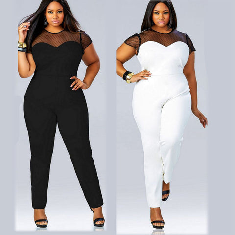 Beautiful Reflection Jumpsuit One Piece - Miracles Fashion Boutique