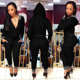 Better Luck Next Time Jumpsuit - Miracles Fashion Boutique