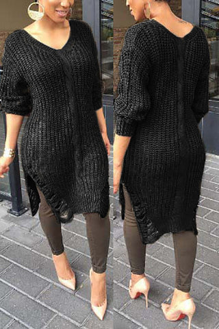 It's Better With Me Sweater Dress