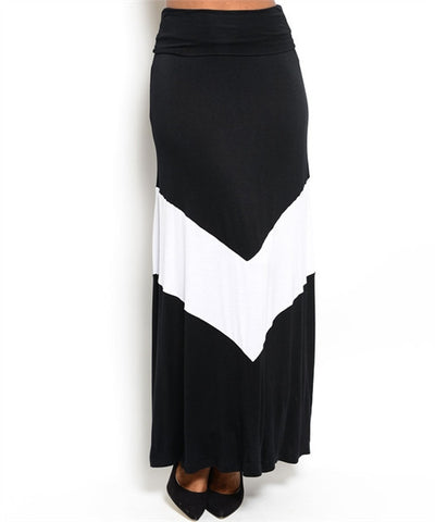 JAZZY GIRL MAXI SKIRT - AVAILABLE IN 3 COLORS - Miracles Fashion Boutique
