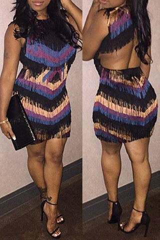 Embrace Your Beauty Mini Dress - Miracles Fashion Boutique