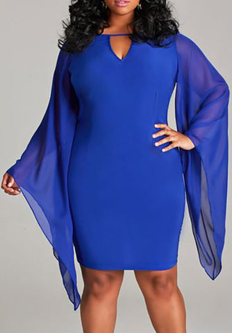 Gorgeous Lady Fashion Dress - 2 Colors Available!