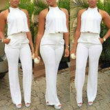 Hold That Thought Women's Pants Set - Miracles Fashion Boutique