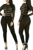 Ladies Wear Black Jumpsuit - Miracles Fashion Boutique