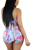 Lollipop Love Shorts Set 2pc