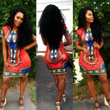 Love & Pride Mini Dress - Many Colors to Choose From! - Miracles Fashion Boutique