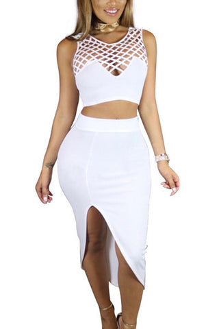 Make It Last Forever Skirt Set 2pc - 3 Colors Available!