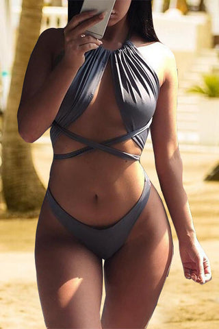 Sandy Beach Love Swimsuit One Piece