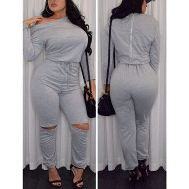 Sexy & Sassy Jumpsuit One Piece - Miracles Fashion Boutique