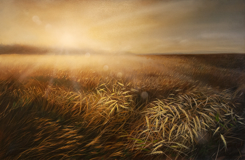 Richard Cole artwork 'CROP 19026' available at Canada House Gallery - Banff, Alberta