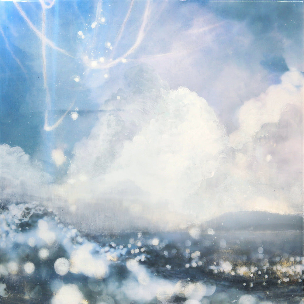 Steven Nederveen artwork 'THE MERGING OF SEA AND SKY' available at Canada House Gallery - Banff, Alberta