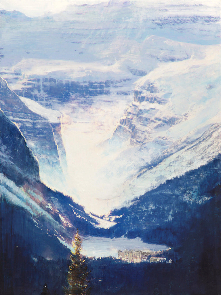 Steven Nederveen artwork 'ASCENT' available at Canada House Gallery - Banff, Alberta