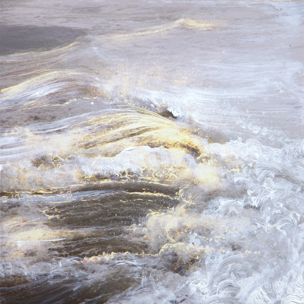 Steven Nederveen artwork 'GO WITH THE FLOW #2' available at Canada House Gallery - Banff, Alberta