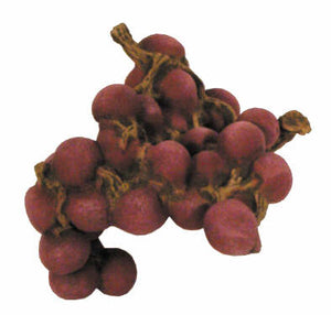 "#1052 Small Fruit - Grapes 1 Bunch in a Mold  4"" X 3 1-2"""