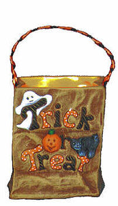 #1054 Trick Or Treat Bag  3 1-2""