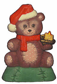 #1506 Light-Up Teddy Bear  8