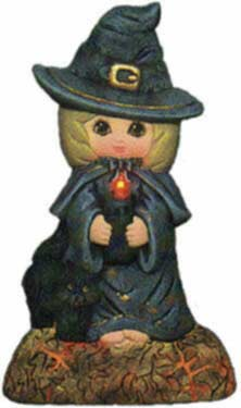 #1507 Light-Up Witch  8