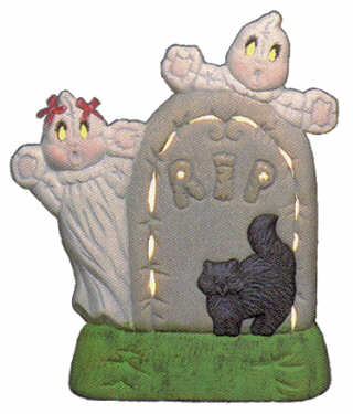 #1515 Light-Up Tombstone  8