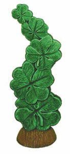"#1838 Stack of Lucky Clover  9 1-4"" X 2 1-2"""