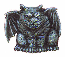 #2130 Gargoyle (Bat Wings)  5 1-4