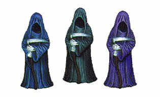 #2158 Grim Reapers (Mini) (3 in mold)  3