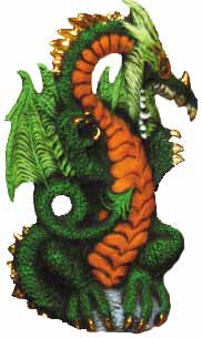 #2278 Dragon (Small)  6 1-2