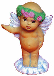 #2495 Baby Bloom - Angel Baby  4