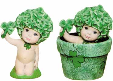 #2506 Baby Bloom - Shamrock Baby Girl 4
